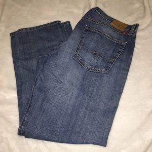 Lucky Brand 221 Original Boot Jeans Size 36/30